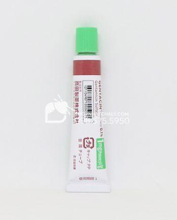Kem đặc trị sẹo Gentacin 0.1% Nhật Bản-thông tin sp