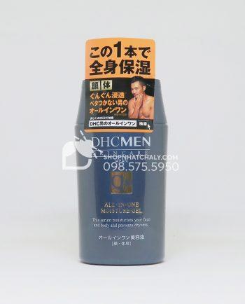 Kem dưỡng da cho nam giới DHC Men All in One Moisture Gel Nhật
