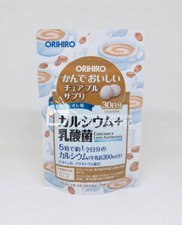 Kẹo bổ sung Canxi và vitamin D tăng chiều cao Orihiro Nhật cho bé