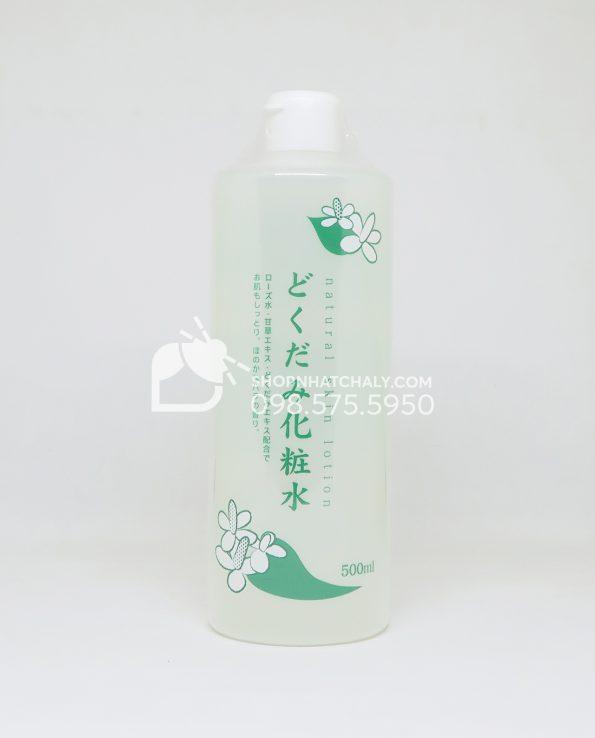 Lotion diếp cá Dokudami trị mụn 500ml Nhật Bản