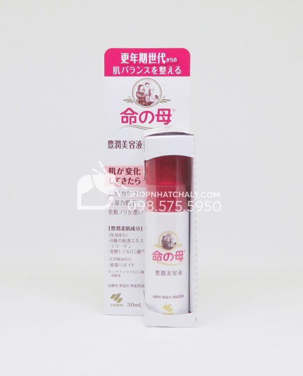 Serum chống lão hoá tuổi trung niên Inochi no Haha Essence Nhật