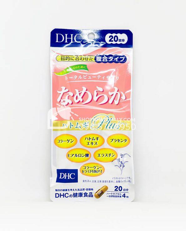 Vien uong dep da DHC Total Beauty Supplement Nhat Ban 80 vien mau moi 2021