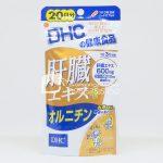 Viên uống giải độc gan DHC Nhật 60 viên 20 ngày