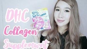 Viên Collagen DHC 360 viên rất hot tại Nhật, được rất nhiều beauty blogger và người dùng review, khen ngợi