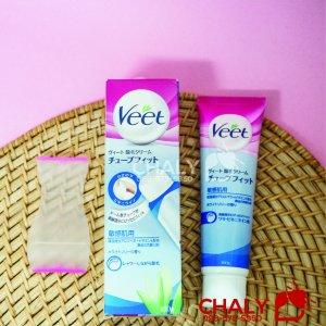 Kem tẩy lông Veet Nhật chuyên cho vùng kín