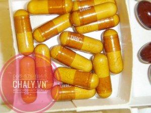Viên Vitamin tổng hợp cho người lớn DHC dạng viên nhộng, không mùi vị, dễ uống