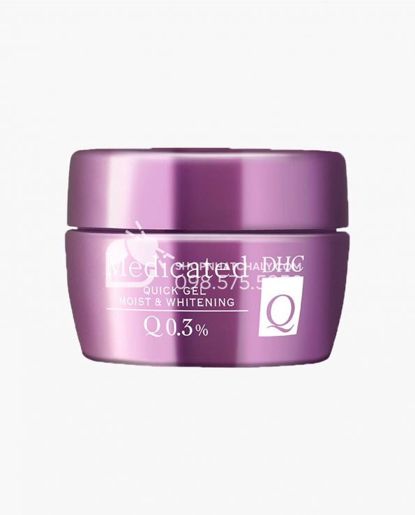 Gel Siêu Năng DHC Q Quick Gel Moist & Whitening