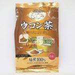 Trà nghệ giải độc gan Orihiro Ukon 60 gói Nhật Bản