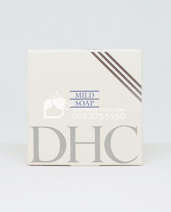 Xà bông rửa mặt DHC Mild Soap