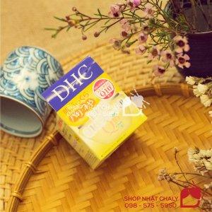 Kem siêu chống lão hoá DHC Olive Coenzyme Q10 nội địa Nhật