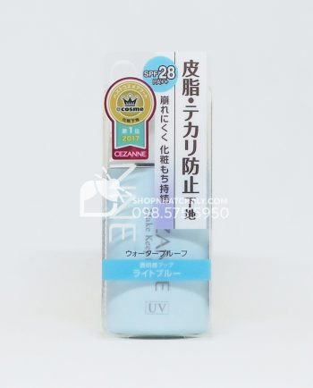 kem-lot-trang-diem-cezanne-make-keep-base-light-blue-spf28