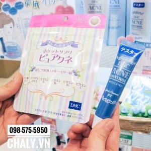 DHC Acne Control Spots Essence được ưa chuộng tại Nhật