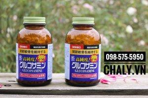 Viên Glucosamine 1500mg Orihiro Nhật rất nổi tiếng về hỗ trợ điều trị bệnh xương khớp và bệnh gout ở người lớn