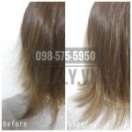 Dau duong toc danh cho toc hu ton Asience Treatment Hair Oil Nhat Ban 04