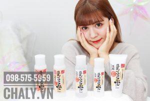 Sana là hãng mỹ phẩm không được biết đến nhiều tại Việt Nam nhưng lại cực kỳ nổi tiếng ở thị trường nội địa Nhật. Sản phẩm của hãng chủ yếu có nguồn gốc đậu nành, rất lành tính
