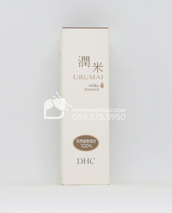 Tinh chất sữa gạo DHC Urumai Milky Essence Nhật Bản