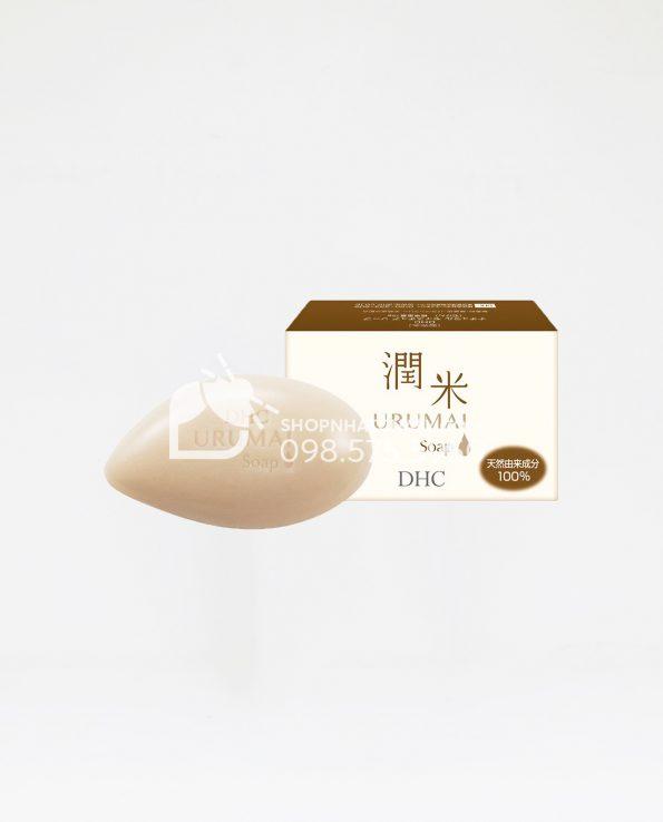 Xà phòng rửa mặt tinh chất gạo DHC Urumai