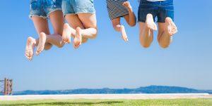 Ủ bong da chân Baby Foot Nhật là bí quyết để có đôi chân trần nõn nà tự tin của chị em Nhật