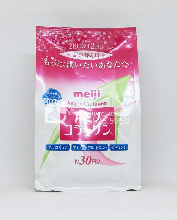 Bột Collagen Meiji Amino Collagen Nhật Bản