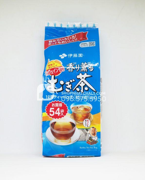 Trà lúa mạch Mugi Tea ông già Itoen Nhật Bản