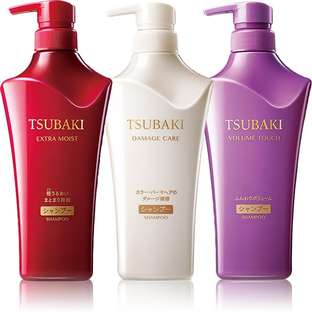 Đây là mẫu cũ 2018 của dầu gội xả Shiseido Tsubaki