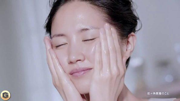 Nước hoa hồng Hada Labo Alpha Gokujyun nuôi dưỡng da căng mịn, giúp nâng cơ, tái tạo da hiệu quả