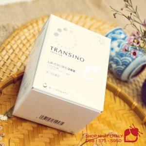 Thuốc uống Transino 240v giá cao nhưng hiệu quả trị nám vượt trội, nên dùng cho trường hợp nám nặng không khỏi, nám nội tiết