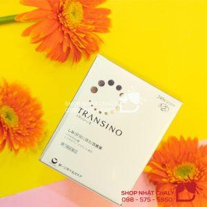 Thuốc Transino của Nhật Bản là thuốc trị nám của Nhật được thiết kế riêng cho những chị em nám nội tiết, nám do stress và các yếu tố nội tại bên trong cơ thể