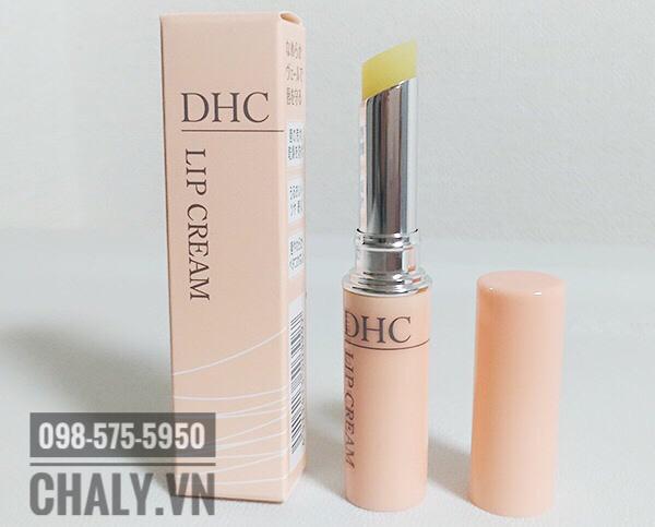 Review son trị thâm môi DHC: em này là son trị thâm môi tốt nhất Nhật Bản, thực sự mình dùng rất hiệu quả luôn