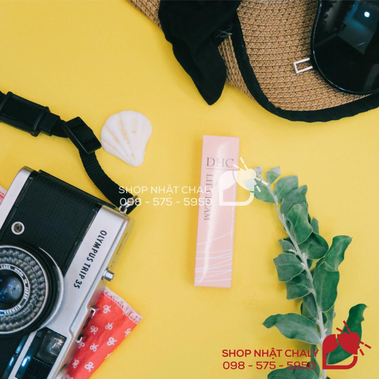 Giá son DHC bình dân nên được coi là sản phẩm trị thâm môi của Nhật giá rẻ, phù hợp mọi đối tượng người dùng