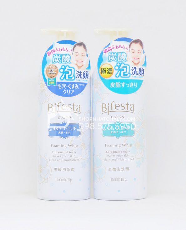 Sữa rửa mặt Bifesta Foaming Whip Nhật Bản