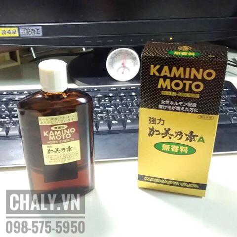 Thuốc mọc tóc kaminomoto có tốt không? Mình nghĩ là còn mạnh hơn cả Yanagiya hair tonic nữa, rất tốt cho những người tóc rụng nhiều, gần hói