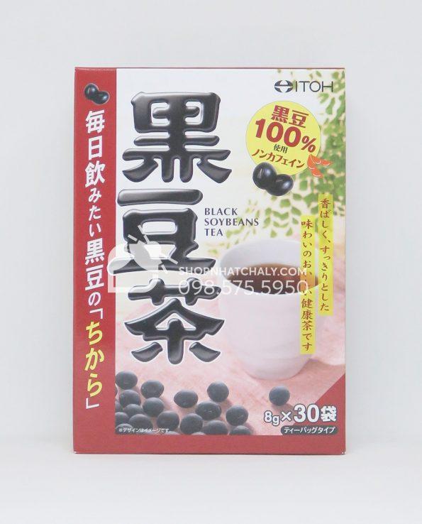 Trà đậu đen mát gan Itoh Black Bean 30 gói Nhật Bản