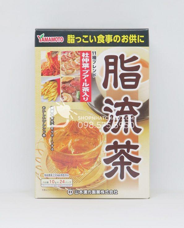Trà giảm cân Yamamoto 24 gói Nhật Bản