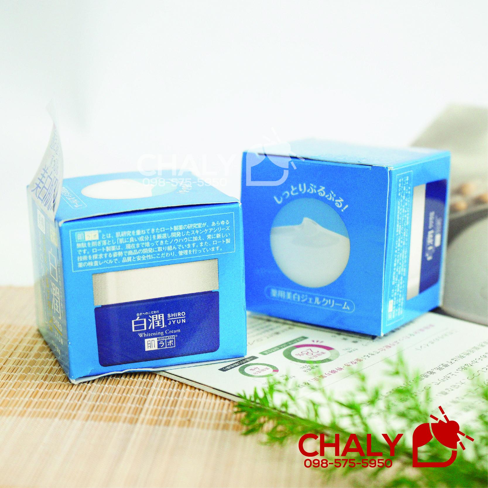 Kem dưỡng trắng Hada Labo review cực cao và được ưa chuộng suốt nhiều năm nay tại Nhật bởi độ lành tính, mịn da, khả năng thẩm thấu nhanh không bí rích. Phù hợp với da dầu, da hỗn hợp