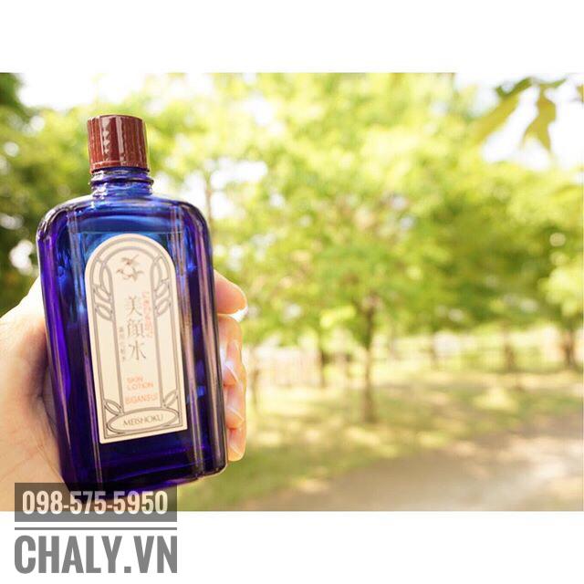 Lotion trị mụn của Nhật dùng chai đầu tiên mà mình mê tít luôn, giới thiêu cho bao nhiêu người. Chai sành hơi nhà quê tí nhưng hiệu quả hết sảy