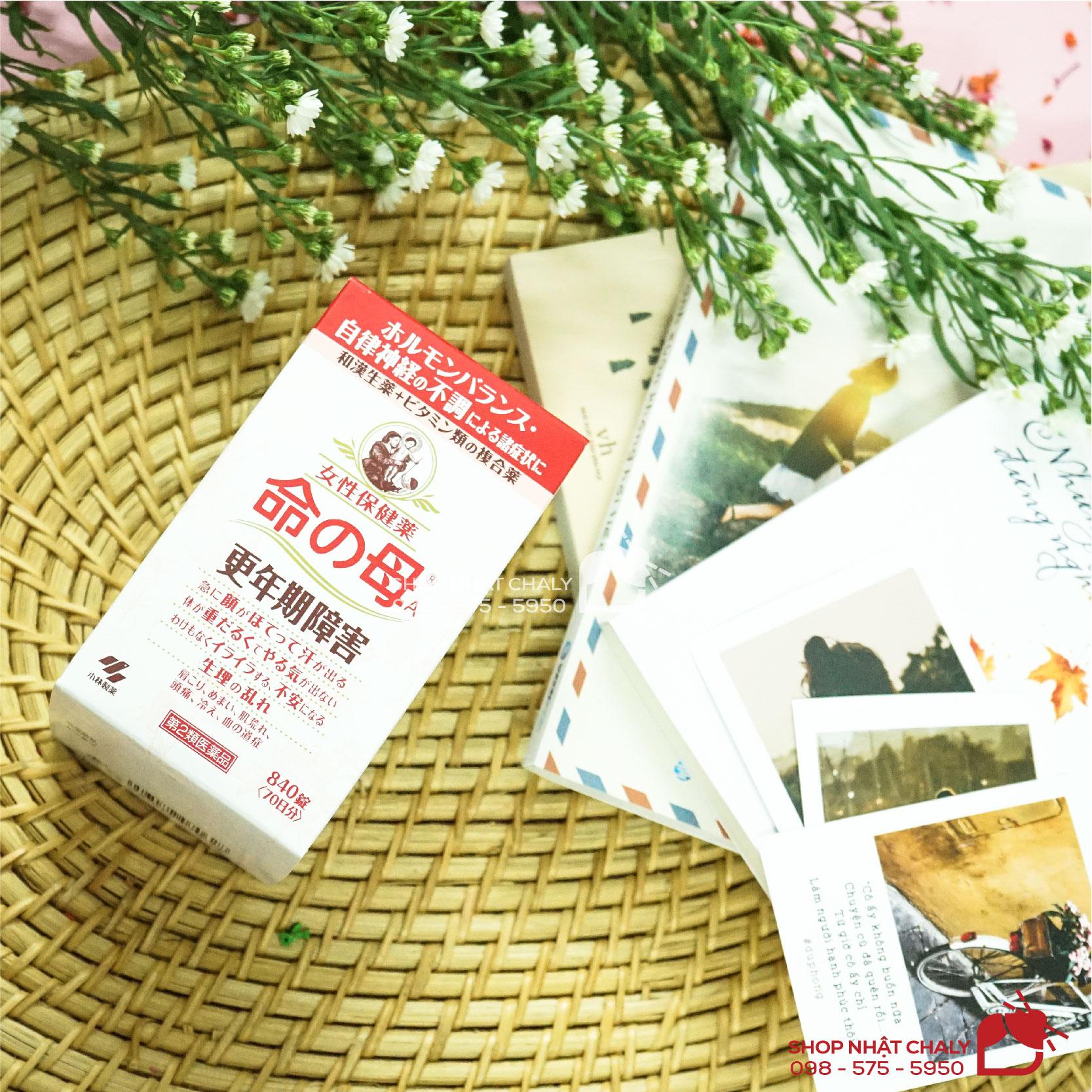 Thuốc tăng nội tiết tố nữ của Nhật sử dụng cho phụ nữ từ 18 tuổi trở lên tới tuổi tiền mãn kinh, hiệu quả cao, là thuốc kinh nguyệt của Nhật tốt nhất