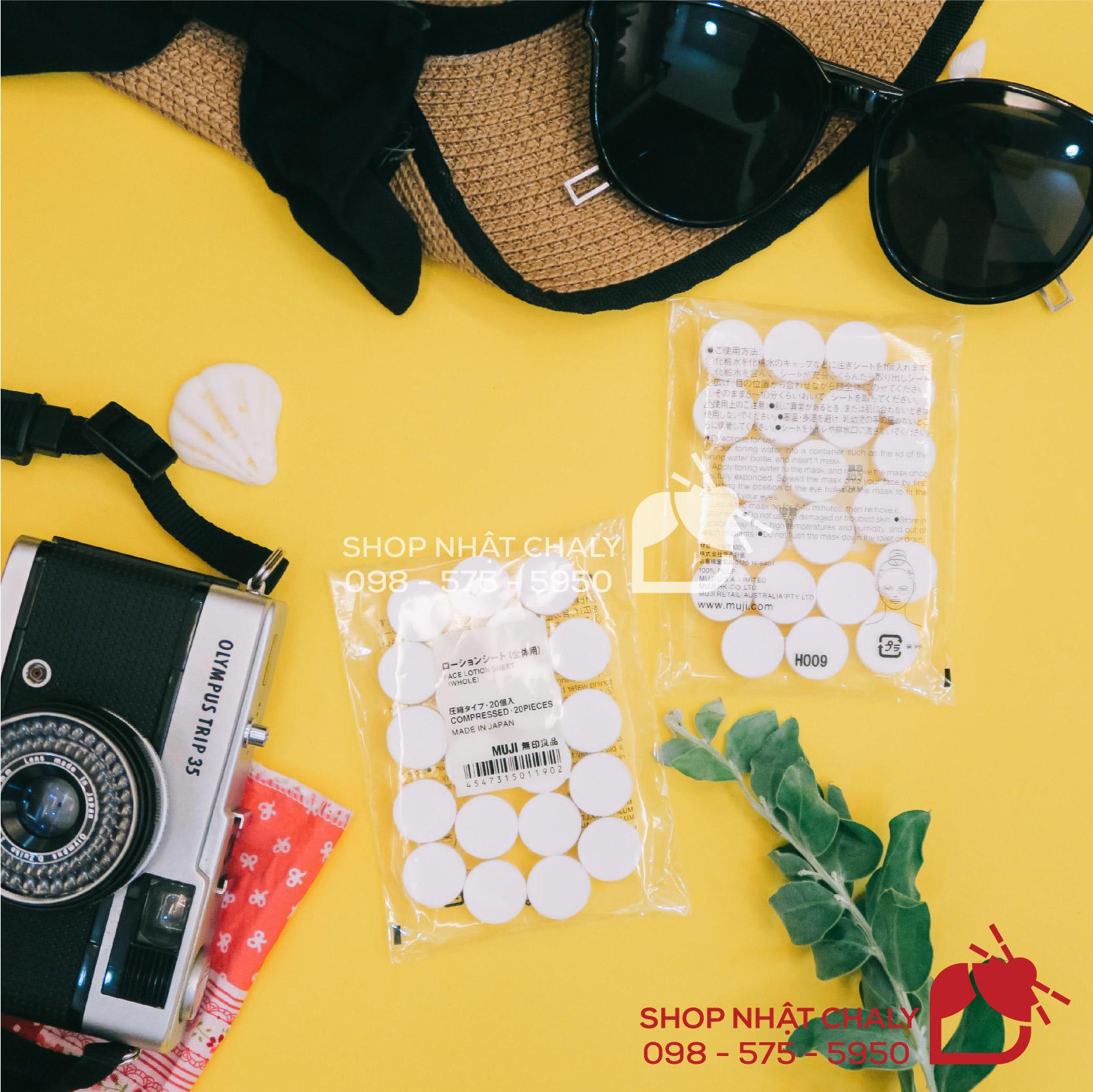 Trong nhiều loại mask nén trên thị trường, mặt nạ nén Muji là sản phẩm được đánh giá cao nhất về độ lành tính cũng như giá cả phải chăng dễ mua