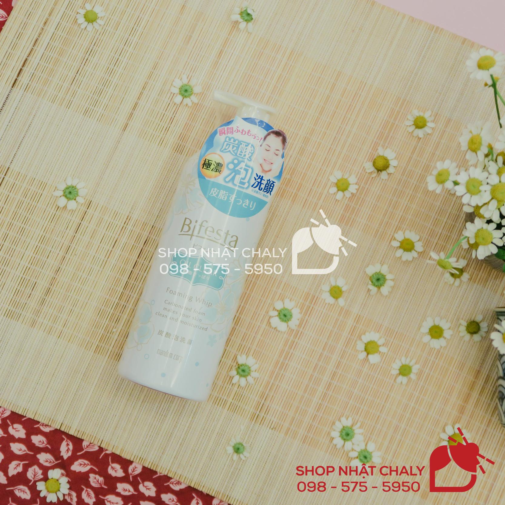 Sữa rửa mặt Bifesta có tốt không là câu không cần phải hỏi đối với một loại srm lot top 5 sữa rửa mặt tốt nhất của Nhật thế này