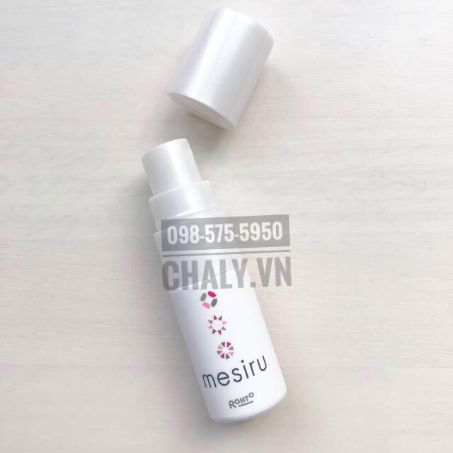 Mesiru eye care & skin care mist là xịt khoáng tốt nhất của Nhật Bản hiện nay cho vùng da quanh mắt và lông mi