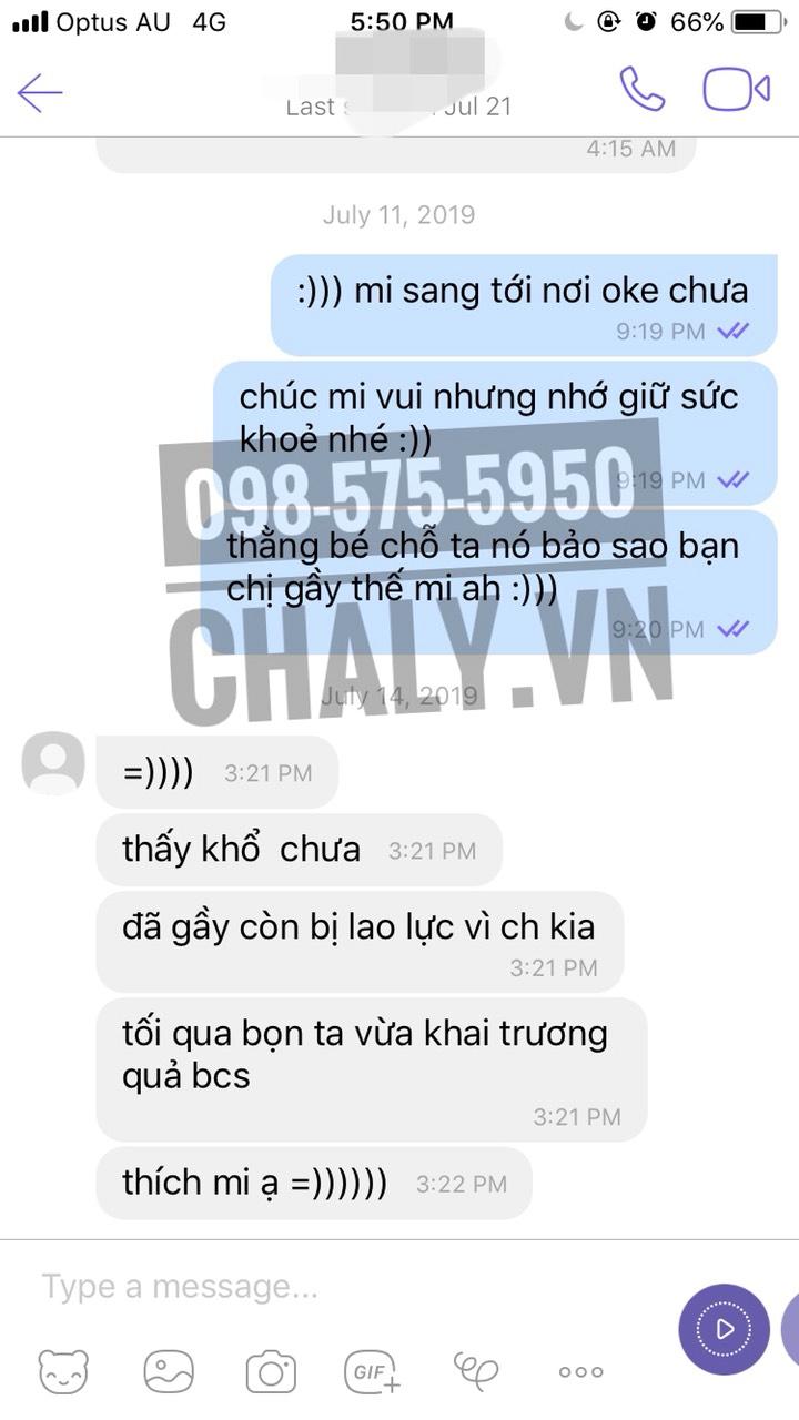 Bao cao su sagami review bởi một người dùng mua tại Chaly