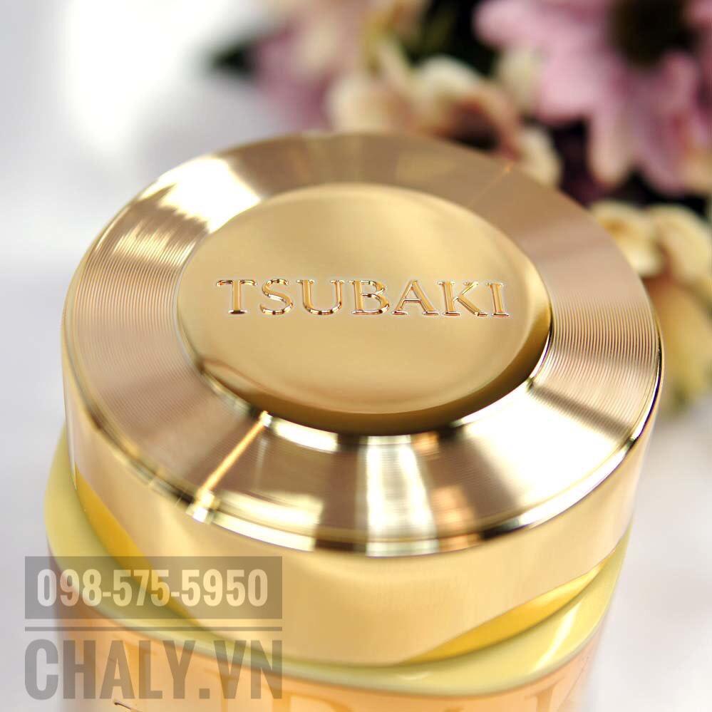 Mặt nạ tóc Tsubaki premium repair mask review cao về cả chất lượng lẫn bao bì sản phẩm