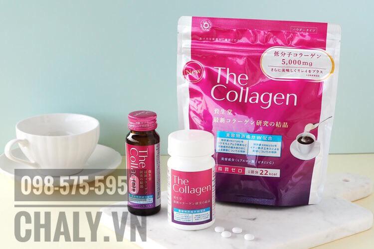 The collagen Shiseido dạng nước là một trong 3 sản phẩm collagen của hãng shiseido japan được yêu thích tại không chỉ Nhật mà toàn châu Á