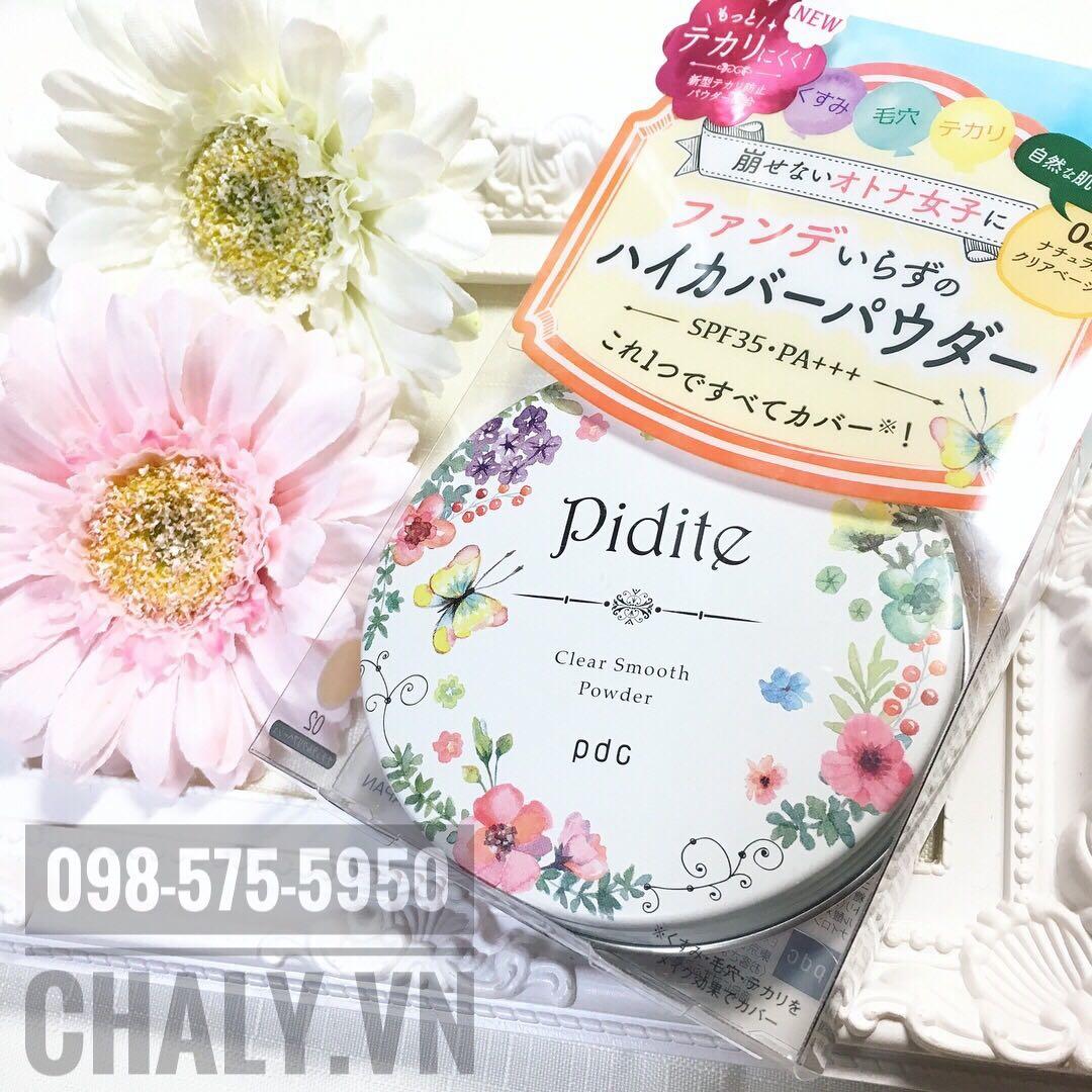 Phấn dẻo Pidite PDC có công dụng che phủ khuyết điểm, chống nắng, dưỡng da và hồi phục tổn thương da hiệu quả