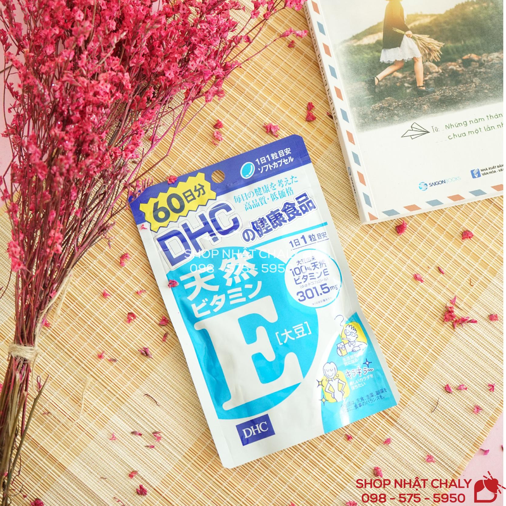 Bổ sung vô tội vạ vitamin E không chú ý liều lượng đương nhiên là không tốt. Nhưng bổ sung vitamin e Nhật Bản theo đúng liều lượng của DHC khuyến cáo thì không ảnh hưởng sức khoẻ