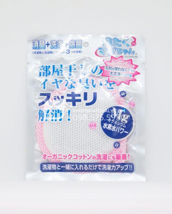 Túi viên giặt tiêu khuẩn Sentaku Magchan Nhật Bản