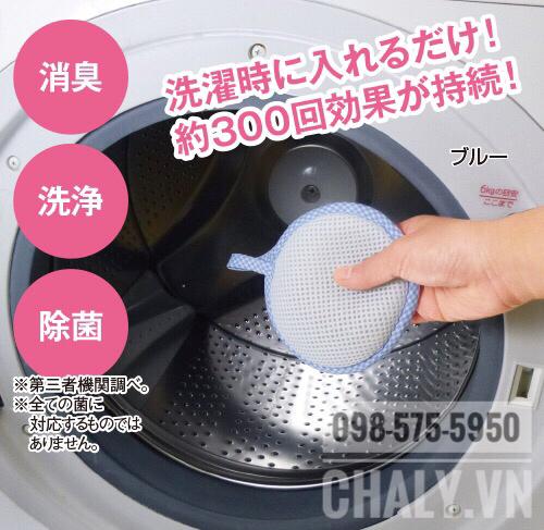 Cách dùng túi giặt thông minh đơn giản thôi, chỉ cần bỏ vào với đồ giặt là xong. Khi mua thì mọi người hỏi kĩ bên bán túi giặt của nhật về cách dùng là oke rồi