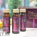 the Collagen Shiseido Enriched dang nuoc nhat ban 02