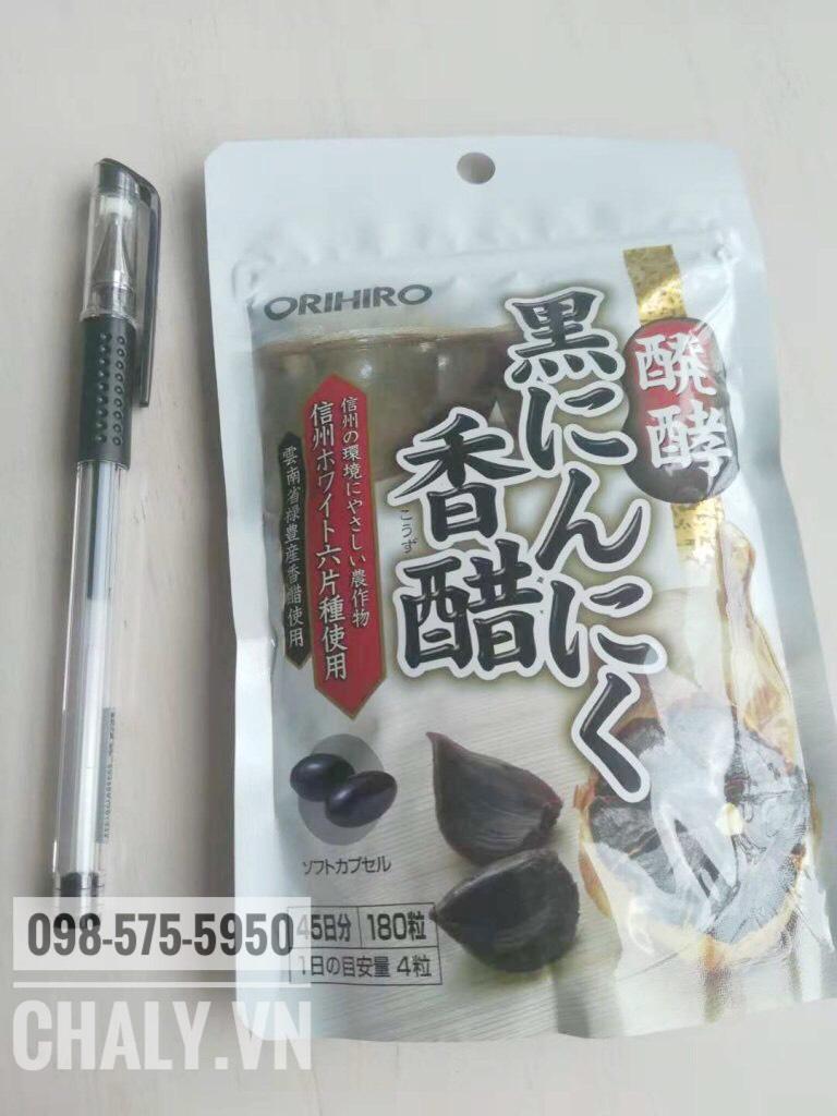 Mình hay dùng tỏi đen giảm cân orihiro vào những đợt phải di chuyển nhiều, cần nhiều thể lực. Lúc đó thấy uống tỏi đen thường xuyên cơ thể khoẻ khoắn và nhiều năng lượng hẳn lên