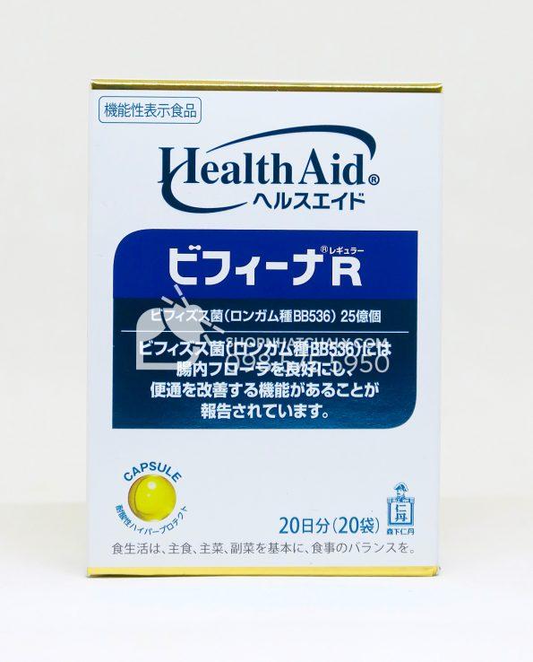 Men vi sinh Health Aid Bifina R 20 gói Nhật
